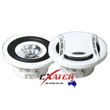 AXIS MA401 Marine Speakers 50W Flush Mount 4 Inch  100mm Dual Cone Boat Outdoor