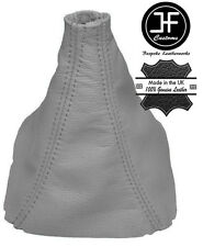 GREY LEATHER HI-LOW TRANSFER BOOT GAITER FITS TOYOTA HILUX 2006-2011