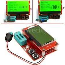 Component Tester Transistor Diode Capacitance ESR Meter Mosfet NPN Inductance