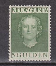 Indonesia Nederlands Nieuw Guinea New Guinea 21 MLH ongebruikt 1950-1952 Juliana