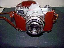 Vintage Kodak Retina Reflex Camera with Leather Case