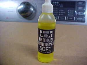 TAMIYA SOFT DAMPER OIL BOTTLE = 20CC (NEW)