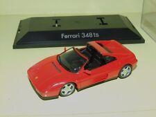 FERRARI 348 Ts Rouge HERPA