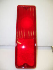 65-72 CHEVY PICKUP & 70-72 BLAZER TAIL LAMP LENS RED