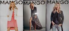 3 MANGO catalogs KATE Moss Karlie Kloss KARMEN Pedaru Andreea Diaconu Kendra S