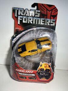 Transformers Movie Bumblebee 2007 Original Camaro Classic New Rare Sealed
