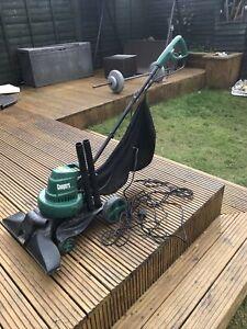 COOPERS GARDEN VACUUM MODEL 9255 Leaf Vacuum