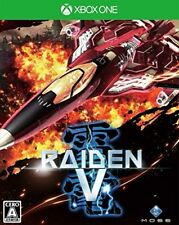 NEW XBOX ONE Raiden V Japan Import Official