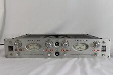 Avalon AD2022 Pure Class A Dual Mono Microphone / Instrument Preamp :: Used