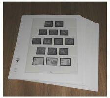 Lindner-T Vordrucke  Vatikan  1991 bis 2000