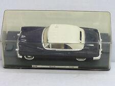 Buick 1950 Cabrio mit Softtop in schwarz, o.OVP mit Vitrine, Verem, 1:43