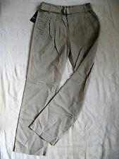 Replay Damen Hose Casual Pant W28/L32 high waist loose fit straight wide leg