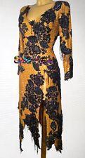 U5626 Cocktail ballroom women Latin salsa chacha samba dance dress custom made