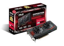 Asus Radeon RX 570 4GB Expedición tarjeta Gráfica