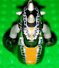 Genuine Lego Ninjago Skalidor Black Snake Minifigure From Set 9450