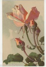 C. Klein, Flowers, Roses, Alpha no. 831 Art Postcard #2, B479