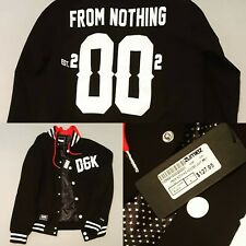 dgk from nothing jacket sz s
