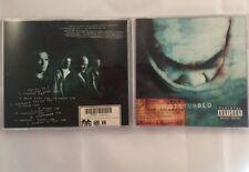 DISTURBED~The Sickness~2000~David Draiman~Dan CD