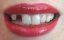 Temporary tooth repair kit, dental fix temp - triple - make 30 teeth! With DVD!