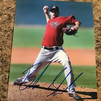 Braden Shipley Signed 8x10 Photo Autograph Arizona Diamondbacks