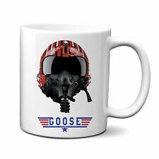 Top Gun Goose Helmet Mug