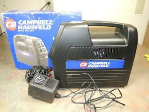 CLEAN CH Campbell Hausfeld Portable Tire Inflator Air Compressor 230 PSI CC2300