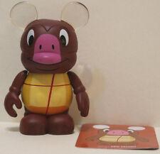 "Walt Disney Vinylmation ""Turtle"" Have a Laugh Series by Eric Caszatt with card"