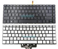 New HP Pavilion X360 14-BA 14T-BA 14M-BA 14-BS Keyboard US Backlit 848183-001