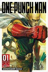 One-Punch Man, Vol. 1 by ONE PAPERBACK 2015