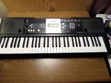 Yamaha PSR-E223 61 Key Digital Keyboard - Works Great!
