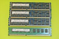 HYNIX 16GB x3 DDR3 1866MHz PC3 14900R ECC Server Memory HMT42GR7AFR4C 2Gb 12800E