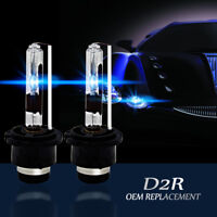 2X 55W D2R D2S Car HID Xenon Bulb Light Auto Car Headlamp Headlight 3000K-12000K