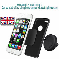 For APPLE iPhone iPod - Car Maget Magnetic Air Vent Dashboard Mount Holder Stand