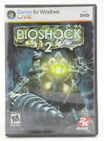 Bioshock 2 PC Game Complete In The Box
