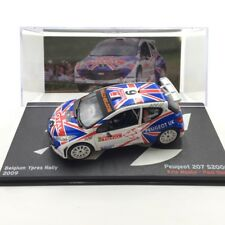 Peugeot 207 s2000 Belgium Ypres Rally 2009 1/43 La Passion of Rally Ixo Altaya