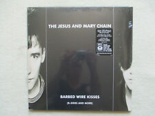 "2 LP 33T JESUS AND MARY CHAIN ""Barbed wire kisses"" Limited BLOOD RED LP Neuf §"
