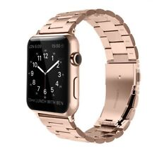 For iWatch Apple Watch Series 3 2 1 42mm Stainless Steel Band Strap Bracelet