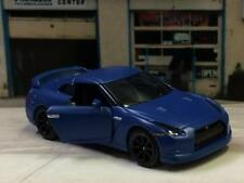 2007 - Present NISSAN GT-R 3.8 Liter Twin-Turbo V6 Sport Coupe 1/64 Scale HTF Q4