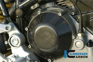 Ilmberger GLOSS Carbon Fibre Closed Clutch Cover Ducati Monster 1100 S Evo 2008