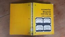US Army Bestand: Automotive Diagnosis and Tune-up: A Text Workbook 0070325782