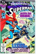The Adventures of Superman Annual #2 (Aug. 1990, DC)