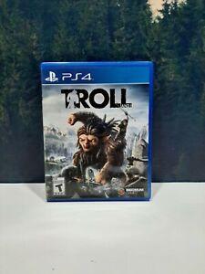 Troll Ana I Sony PlayStation 4 PS4 Game