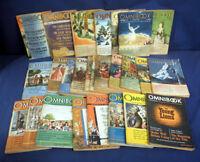 Lot of 26 Omnibook Magazines 1944 1945 1946 1947 1948 1949 Shaw Steinbeck Passos