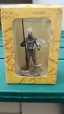 EAGLEMOSS - LORD OF THE RINGS - COLLECTORS FIGURES - ORC RAIDER - NEW