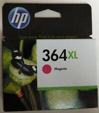HP 364XL Genuine Magenta Ink Cartridge PhotoSmart 7510 6510 5515 5524 MAR 2019