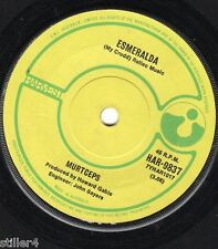 MURTCEPS (AKA SPECTRUM) Esmeralda *AUSTRALIA ORIGINAL 70s HARVEST PROG. SINGLE*