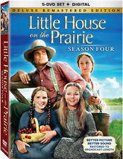 Little House On The Prairie Season 4 Collection - 5 DIS (2015, REGION 1 DVD New)