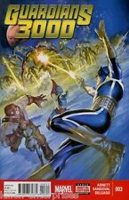 Guardians 3000 #3 Comic Book 2015 - Marvel