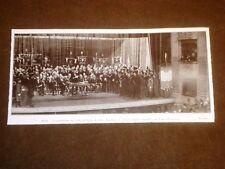 Roma nel 1931 Premiazione dei Veliti del Grano al Teatro Argentina Fascismo
