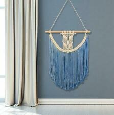 Retro Handmade Hanging Tassel Macrame Wall Tapestry BOHO Chic Home Decor